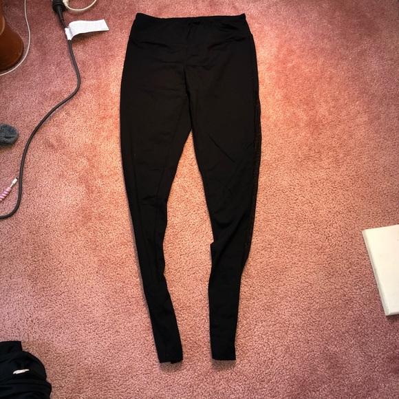 Garage Pants - Leggings with mesh